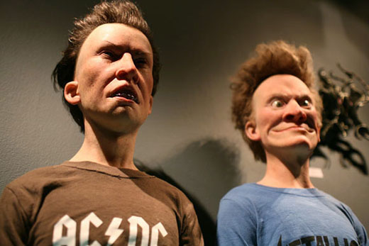Beavis and Butthead in Real Life by Kevin Kirkpatrick